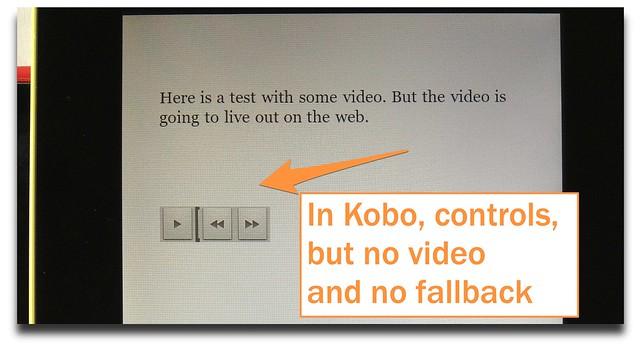Kobo - no fallback
