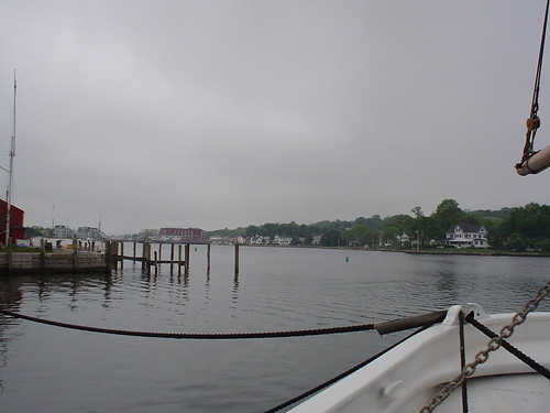 Mystic Seaport (2004) by midgefrazel