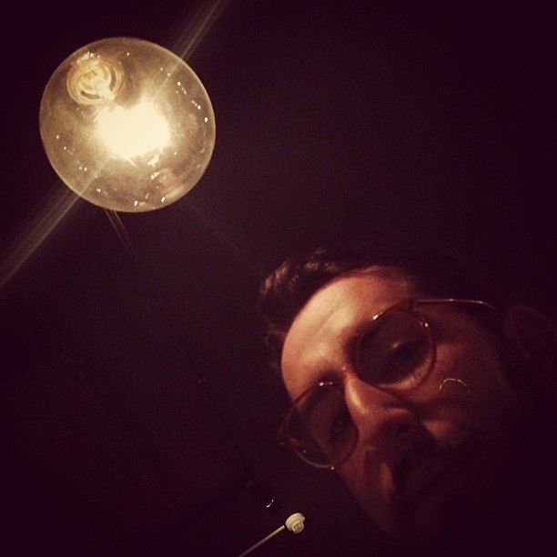 Han @phixofor har en egen måne.