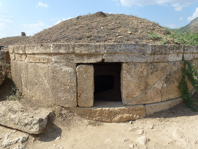 Turquie - jour 12 - De Kas à Pamukkale - 117 - Hierapolis