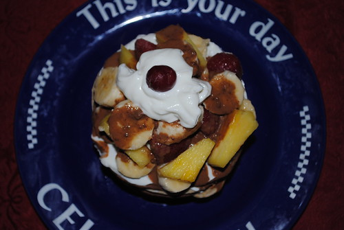 banana split pancakes (16) by Decorated11