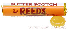 Butterscotch Reed's (revived by Iconic Candy)