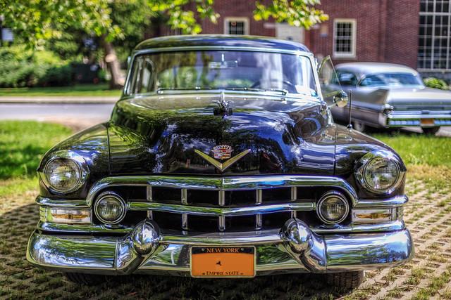 A Classic Cadillac