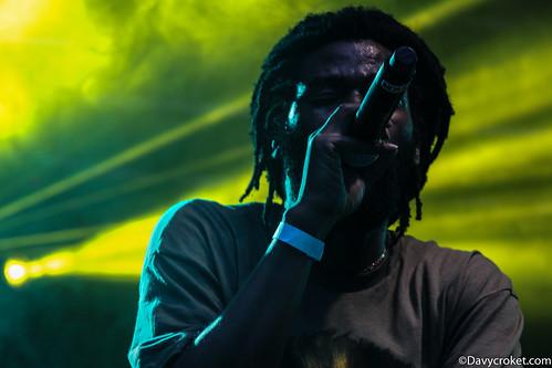Omar Perry @Free Music Festival 2013