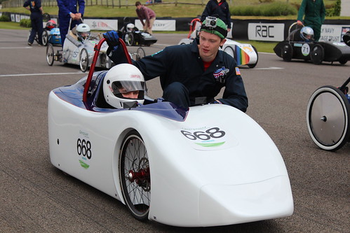 Sean Webb used Solid Edge to design this electric vehicle