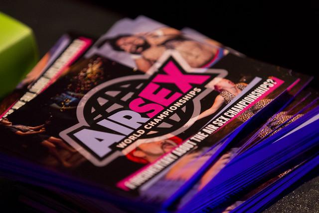 2013 Air Sex World Championship - Washington, DC