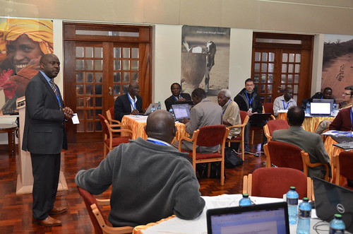 Integrated Dairy Goat and Root Crop in Tanzania workshop
