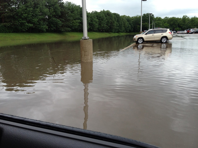 Way too much rain this morning (PICS) | AnandTech Forums: Technology