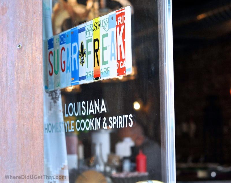 Sugar Freak restaurant