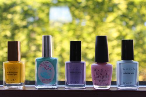 Spring/Summer Nail Essentials