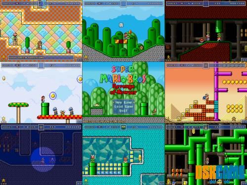 Super Mario Bros: Revenge of Bowser