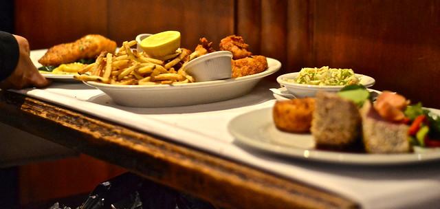 atlantic fish company seafood restaurant in boston