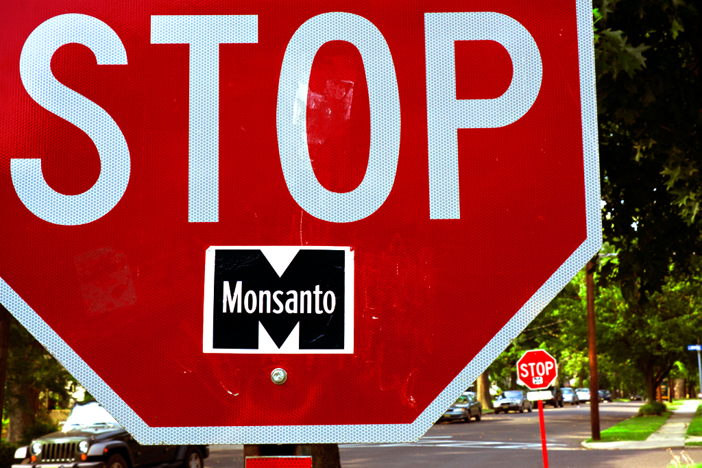 STOP-MONSANTO--Collingswood