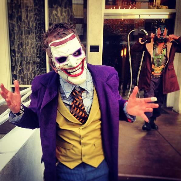 Orheyn Lay Lay Joker Version Song Download: New 52 Joker - Suit & Bane Mask & Outfit