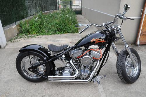 Harley Davidson Evolution