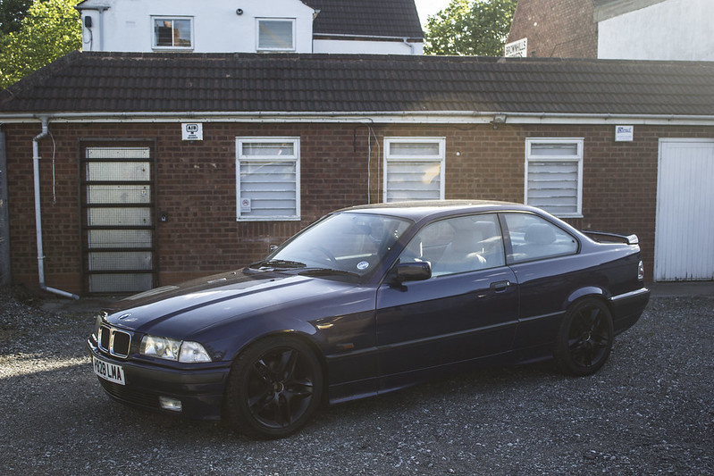 BMW E36 328i Coupe - Project Daily