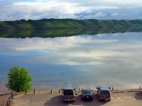 Lake Manitou Saskatchewan