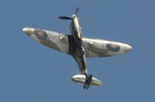 Supermarine spitfire Mk. IX.T Grace ML407
