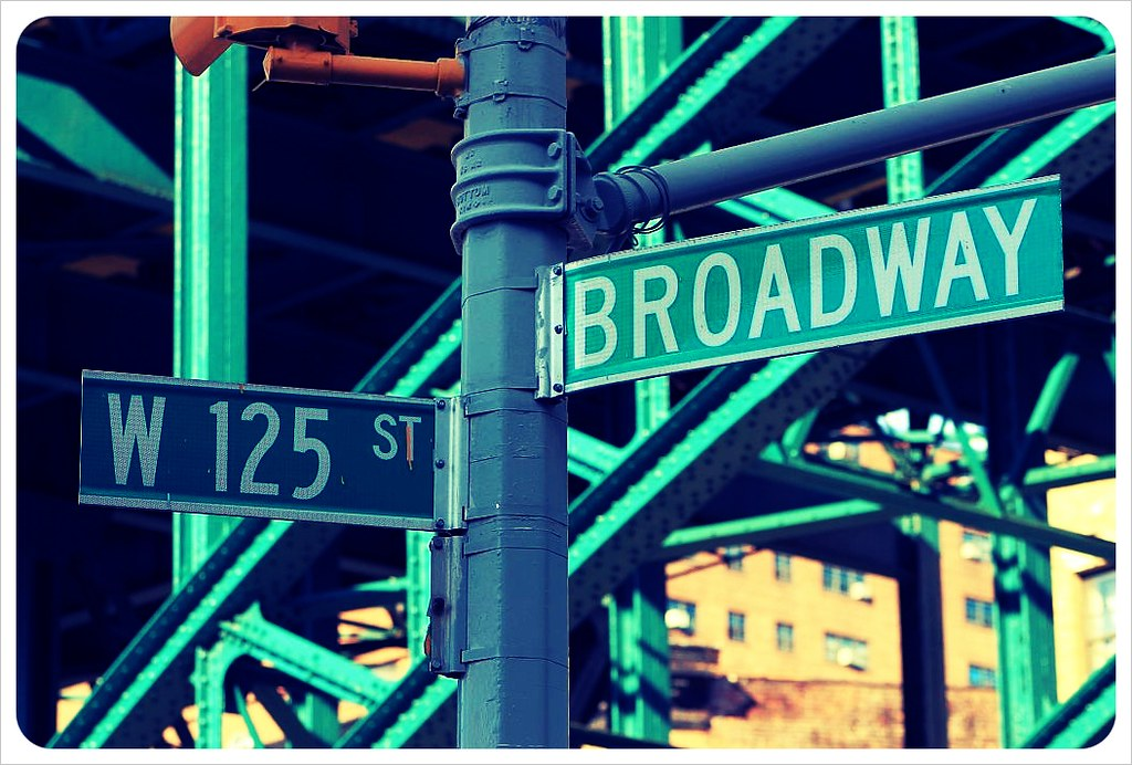 new york broadway and 125th