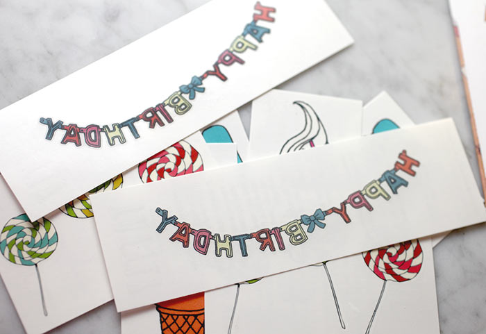 Birthday Garland Tattly
