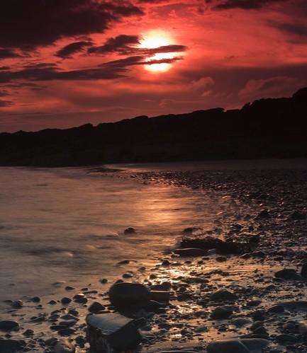 longexposure sunset scotland carrick dumfriesandgalloway carrickshore ardwellisland islemouth