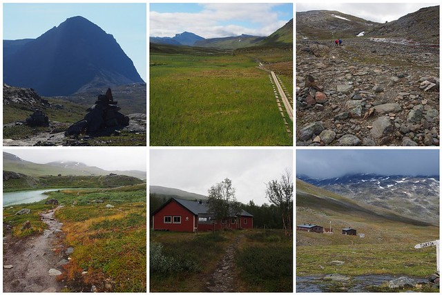 Kungsleden Trail and Cabins