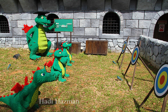 Dragon teacher