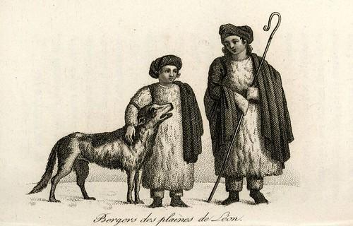 020-L'Espagne et le Portugal, ou Moeurs, usages et costumes des habitans…1815- J.B. Breton