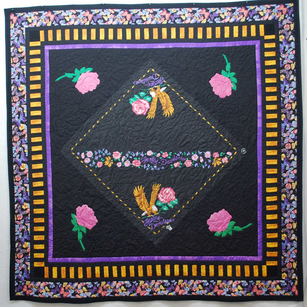 Harley Donation Quilt