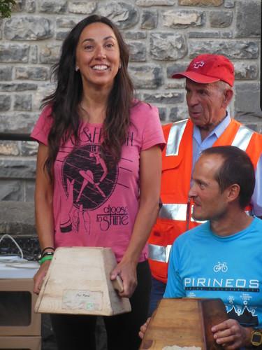 Dori Ruano directora deportiva del Lointek