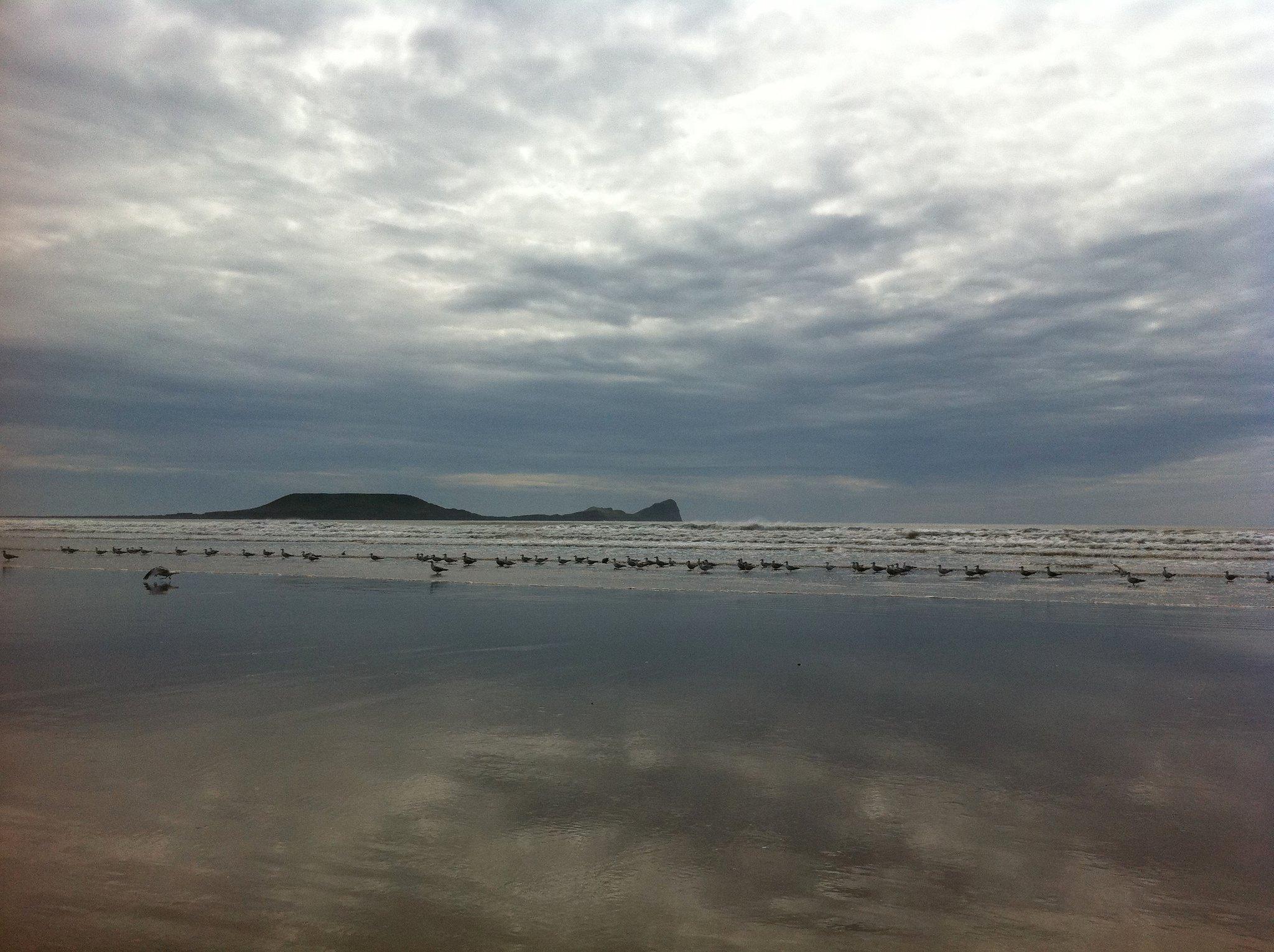 Wales - Rhossili Bay