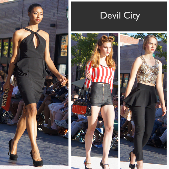 STLFW, Style in the loop, Devil City
