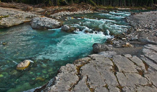 Bragg Creek Rapids
