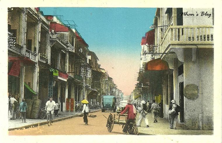 Rue Cantonnaise Hai Phong