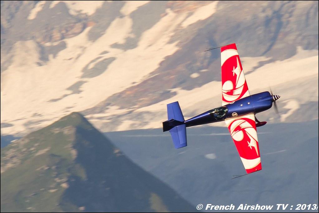 EVAA Extra 330SC ,Fete de l'air,Courchevel Saut à Ski 2013