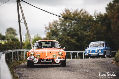 Alpine A110 & R8 Gordini by Katrox - www.kevingoudin.com