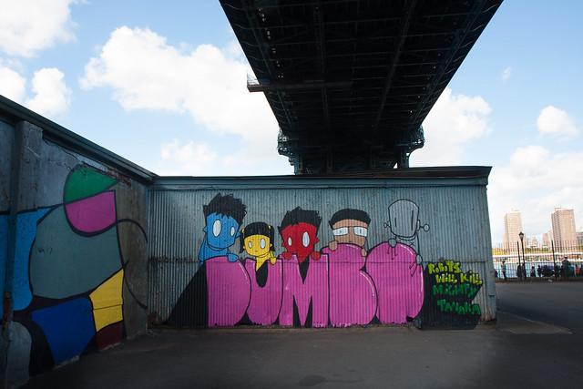 Robots Will Kill Dumbo Art Fair