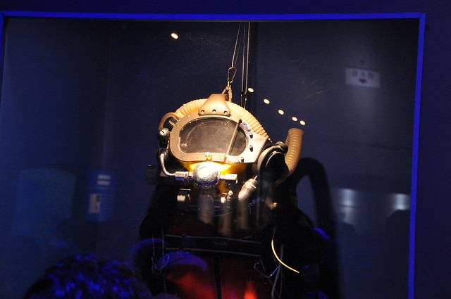 特別展「深海 —挑戦の歩みと驚異の生きものたち—」~ The deep ~_011