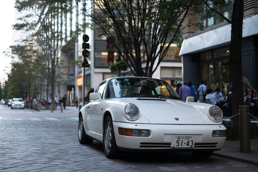 Porsche 911(964) 2013/10/13 DSCF2988