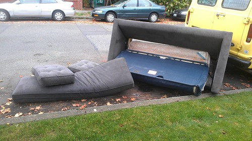 Anyone need a sofa bed ? by christopher575