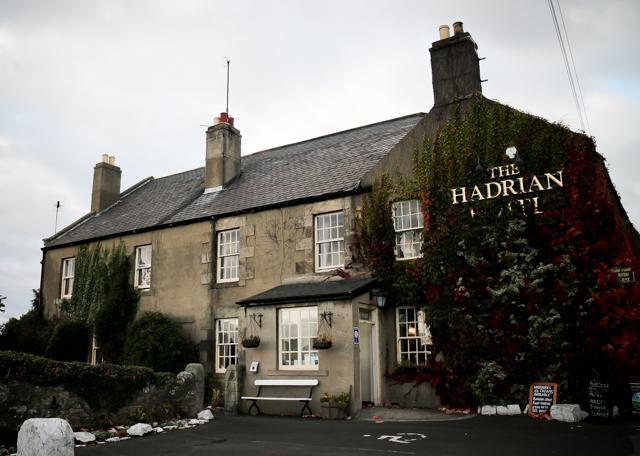 Hardian Hotel, Wall, Northumberland