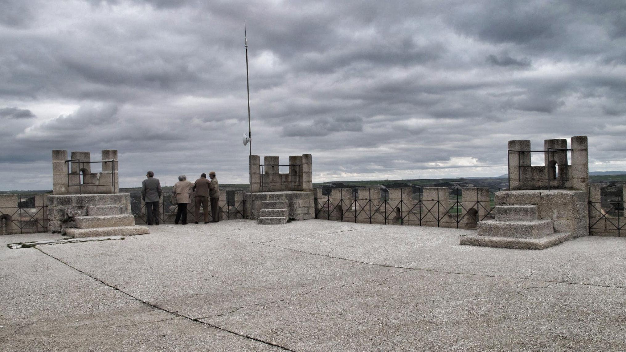 reharq_castillo de peñafiel_patrimonio_edad media