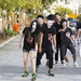 YOT Zombie Walk For Charity