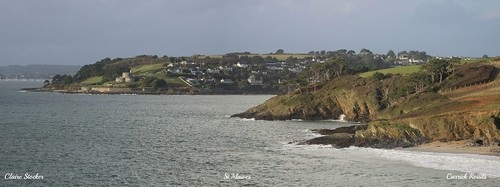 St.Mawes, Roseland, Cornwall by www.stockerimages.blogspot.co.uk