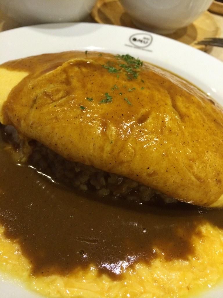 Omu Rice - Omu Japanese omurice & cafe