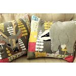 Woodland Animals Cushion Covers