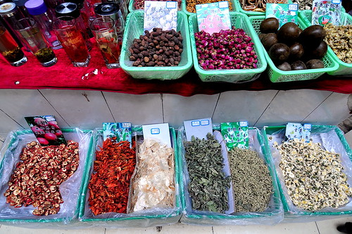 Yulin Comprehensive Market - Chengdu - Sichuan - China