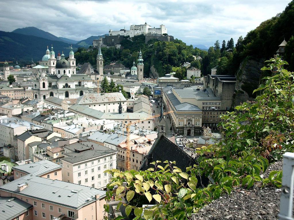 12. Otra vista de Salzburgo. Autor, Voodoo2me