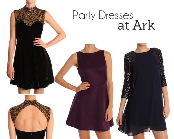 Party dresses at Ark