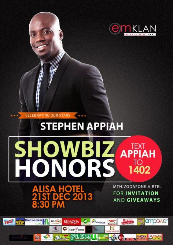 Stephen Appiah